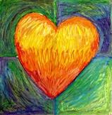 Jim Dine Heart Art Lesson Powerpoint