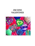Jim Dine Valentines