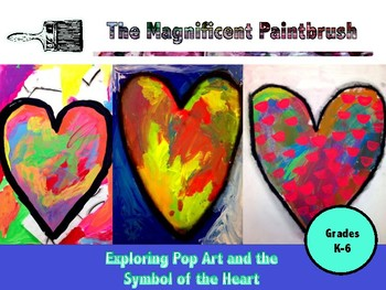 Exploring Pop Art and the Symbol of the Heart