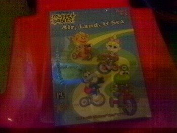 Jim Henson's Muppet Babies Air, Land, & Sea