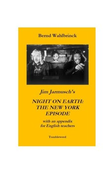 Jim Jarmusch's movie NIGHT ON EARTH: THE NEW YORK EPISODE