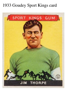 Jim Thorpe Word Search
