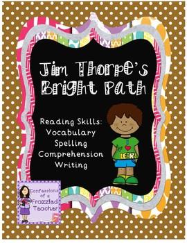 Jim Thorpe's Bright Path Reading (Scott Foresman Reading Street)