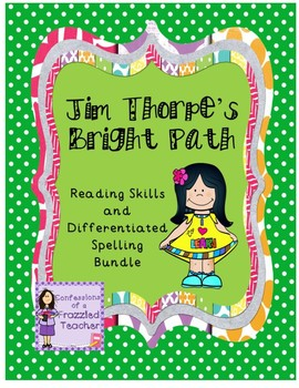 Jim Thorpe's Bright Path Reading/Spelling Bundle (Scott Foresman Reading Street)