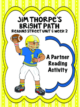 image regarding 4th Grade Reading Games Printable called Jim Thorpes Vibrant Way Looking at Highway 4th quality Companion Study facilities neighborhood wor