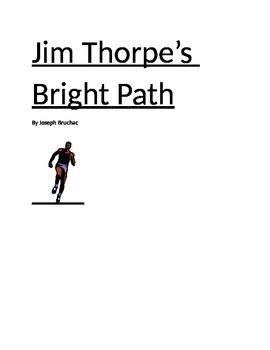 Jim Thorpe's Bright Path
