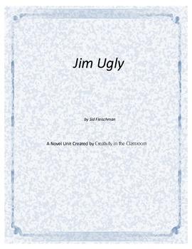 Jim Ugly Novel Unit Plus Grammar