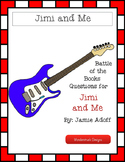 Jimi and Me - Battle of the Books Questions