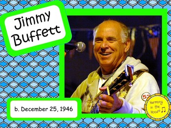 Jimmy Buffett: Musician in the Spotlight
