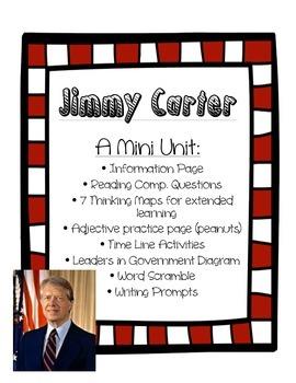 Jimmy Carter: A Mini Unit