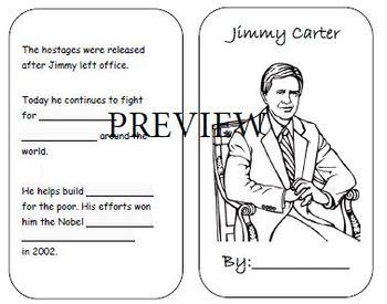 Jimmy Carter Booklet