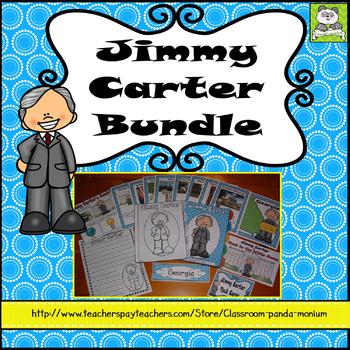 Jimmy Carter Bundle (Task Cards Included)