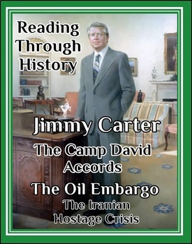 Jimmy Carter: Camp David Accords, Oil Embargo, and the Iranian Hostage Crisis