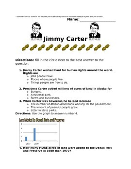 Jimmy Carter Famous Georgian Lessons