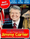 Jimmy Carter (Henry the Historian's Famous Americans Series)