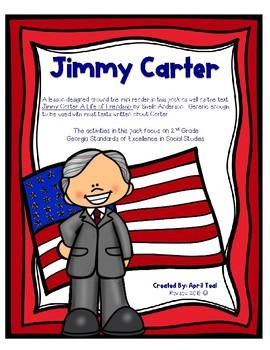 Jimmy Carter Informational Text Study