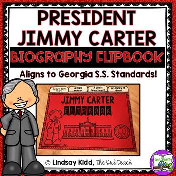 Jimmy Carter:  Interactive Flipbook