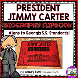 Jimmy Carter:  Interactive Biography Flipbook