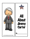 2nd Grade (NEW GSE) Social Studies Jimmy Carter Lapbook