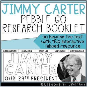 Jimmy Carter: Pebble Go