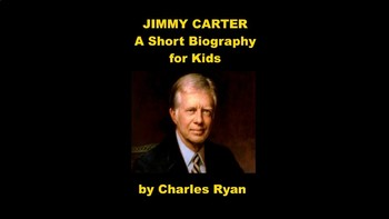 Jimmy Carter PowerPoint Biography with Review Quiz