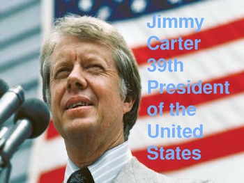 Jimmy Carter Ppt