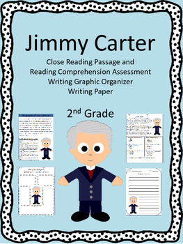 Jimmy Carter Reading and Writing Lessons