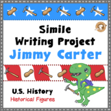 Jimmy Carter: Simile Writing Project