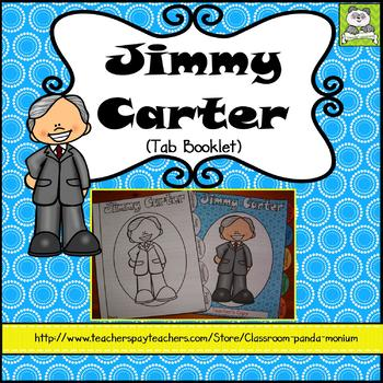 Jimmy Carter Tab Booklet
