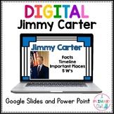 Jimmy Carter for Google Classroom