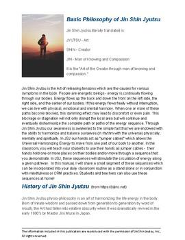 Jin Shin Jyutsu for Classroom Teachers: The Perfect Mindfulness Companion