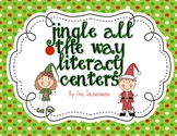 Jingle All the Way December Literacy centers