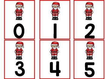 Jingle All the Way: Math Tub Activities and Games for Christmas