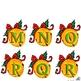 Jingle Bell Letters