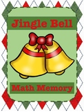 Jingle Bell Math Memory
