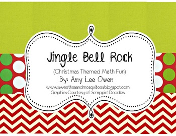 Jingle Bell Rock (Christmas Math Fun)