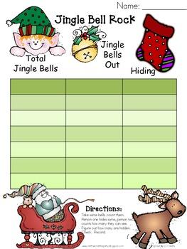 Jingle Bell Rock....Missing Addend