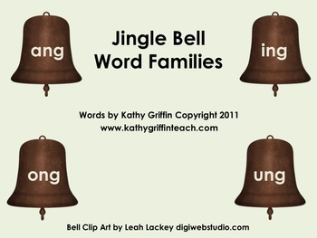 ang ing ong ung Word Families Video