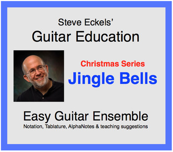 Jingle Bells - Guitar Ensemble