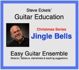 Jingle Bells - Christmas Guitar Ensemble, Guitar Trio