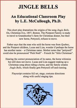 Jingle Bells (A Christmas Play)
