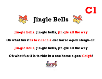 Jingle Bells Arrangement For Hand Bells