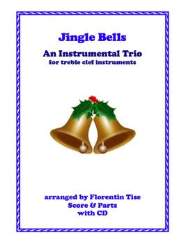 Jingle Bells Christmas Instrumental Trio Florentin Tise