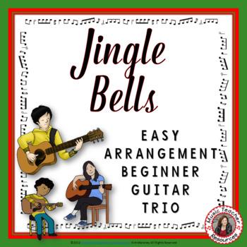 Jingle Bells: Guitar Trio