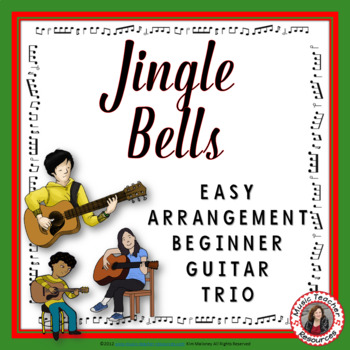 Christmas Music: Jingle Bells Guitar Trio