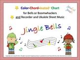 Jingle Bells Musi-Kit for Bells, Boomwhackers, Voice, Recorder, Uke