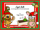 Jingle Bells/Orff/Instrumental Holiday arrangement