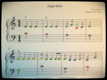 Jingle Bells Piano
