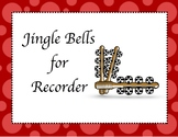Jingle Bells (Recorder Sheet/Audio Music)