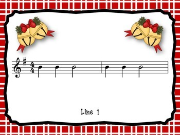 Write the Room - Music Notation: Jingle Bells